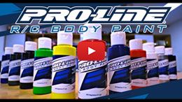 VIDEO: Pro-Line R/C Body Paint