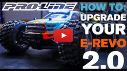 VIDEO: Pro-Line HOW TO: Upgrade E-REVO 2.0