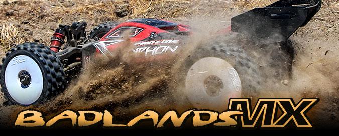 Pro-Line Badlands MX 1:8 Buggy Tire