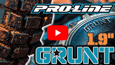 "VIDEO: Pro-Line Grunt 1.9"" Rock Crawling Tire"