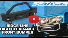 "VIDEO: Pro-Line Class 1 BFGoodrich Mud-Terrain T/A KM3 1.9"" Truck Tires"