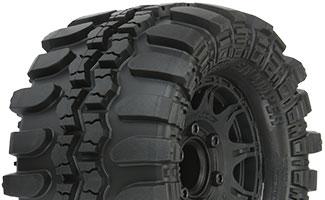 "10110-10   Interco TSL SX Super Swamper 2.8"" All Terrain Tires Mounted"