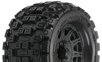 "10127-10 | Badlands MX38 3.8"" All Terrain Tires Mounted"