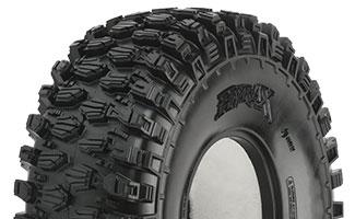 "10132-03   Hyrax 2.2"" Predator (Super Soft)Rock Terrain Truck Tires"