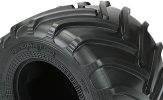 """10162-02   Decimator 2.6"""" All Terrain Tires"""