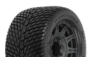"1177-10 | Road Rage 3.8"" Street Tires Mounted"