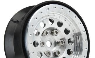"2781 | Rock Shooter 1.9"" Aluminum Composite Internal Bead-Loc Wheels"