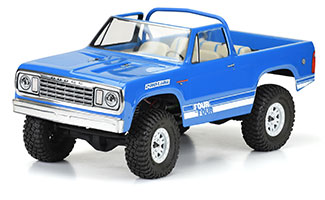 3525-00 | 1977 Dodge Ramcharger Clear Body