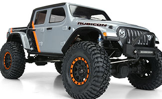 3535 | 2020 Jeep Gladiator Clear Body