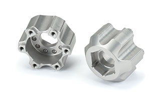 6338-00   6x30 to 17mm Aluminum Hex Adapters