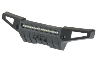 "6342-01 | PRO-Armor Front Bumper with 4"" LED Light Bar"