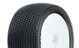 """8277   Prism 2.0 2.2"""" Off-Road Carpet Buggy Tires Mounted"""