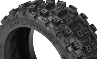 9067-01 | Badlands MX All Terrain 1:8 Buggy Tires