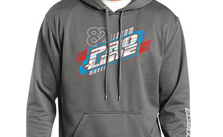9841 | Pro-Line Energy Dark Smoke Gray Hoodie Sweatshirt